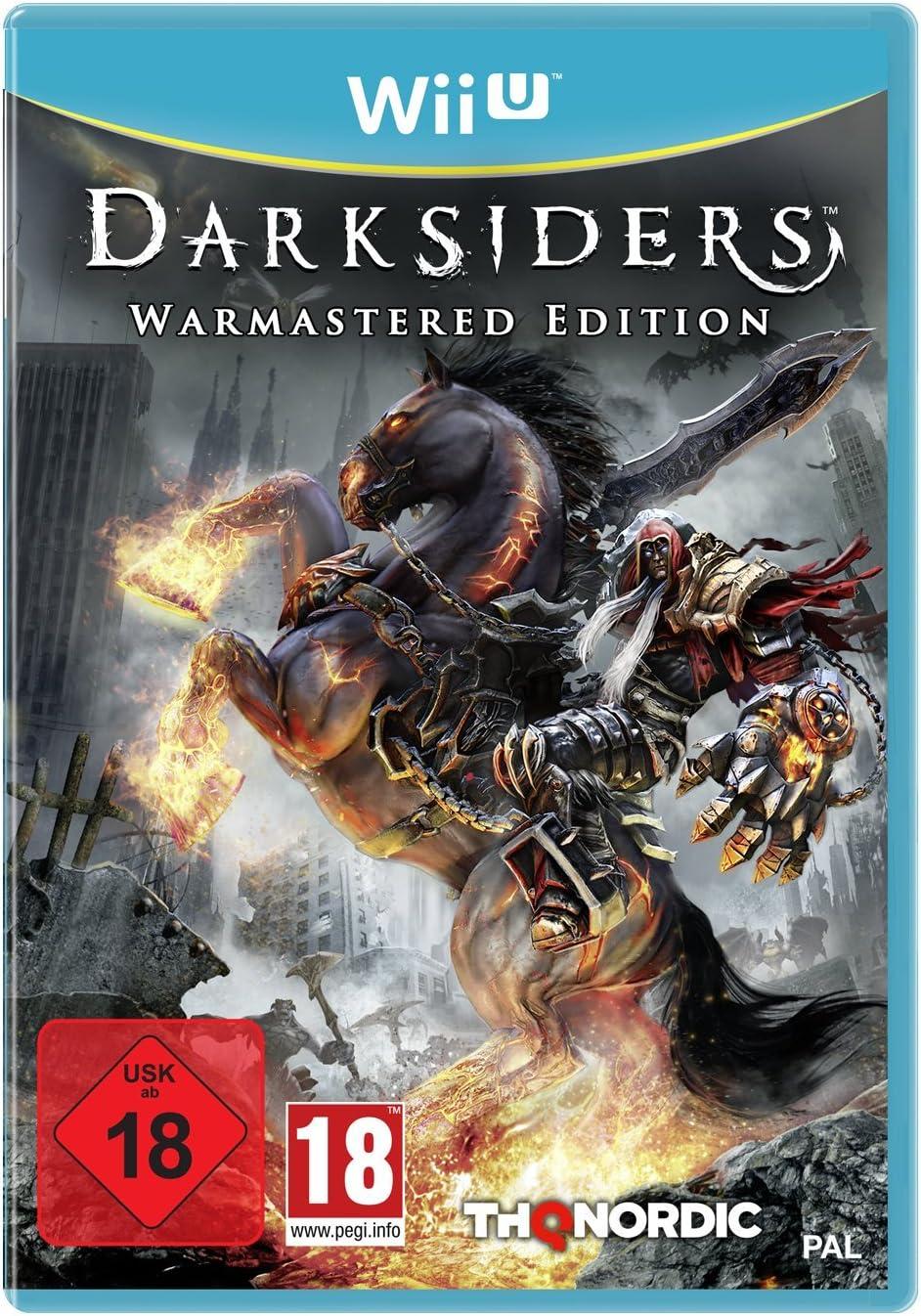 Darksiders Warmastered Edition - [Wii U] [Importación alemana]