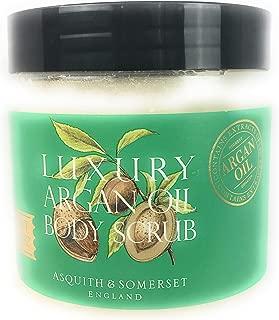 Asquith & Somerset Luxury Argan Oil Body Scrub 19.4 OZ