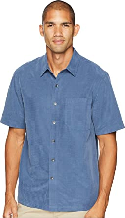Robbins Base Free Royal Short Shipped Print Shirt Camp At Sleeve pqnTdf