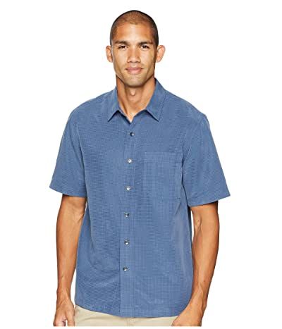 Royal Robbins Desert Pucker S/S (Collins Blue 2) Men