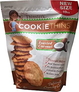 Thinster's Coconut Cookie, 19-ounces