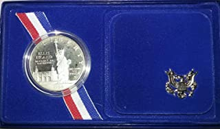 1986 S United States Liberty Coin $1 Proof US Mint