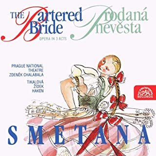 comprar comparacion Smetana: The Bartered Bride. Opera In 3 Acts