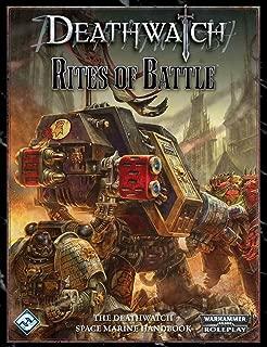 rites of battle deathwatch