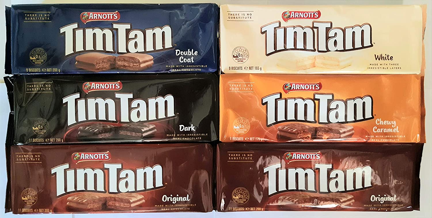 Arnott's Tim Tam quality assurance 6 Pack Stack. P Ranking TOP11 Two Flavors Original 5