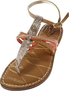 1e04dadd946 Sam   Libby Women s Kylie Strappy Thong Sandal