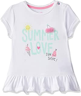 Mothercare Baby Girls' Floral Regular Fit T-Shirt