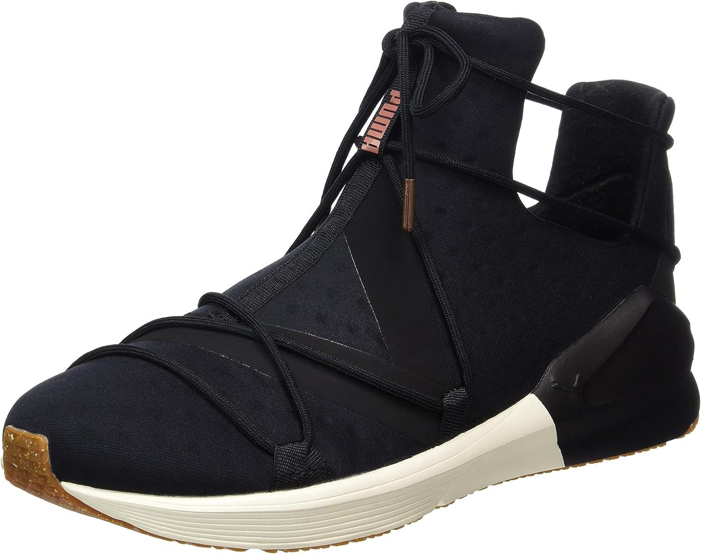 PUMA Fierce Rope VR, Chaussures de Fitness Femme, Noir (Black ...