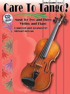 Care to Tango?, Bk 1: Book & CD