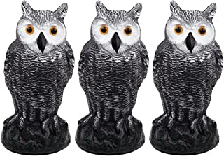 Best owl bird scarers Reviews