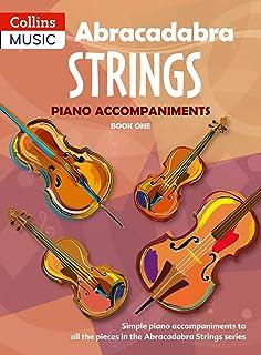 Abracadabra Strings Book 1 (Piano Accompaniments)
