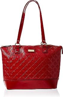يو اس بولو اسسن Womens Shine On Satchel Bag