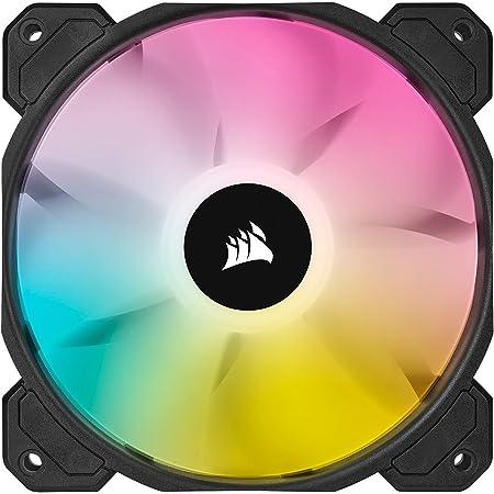 CORSAIR iCUE SP120 RGB Elite Performance 120mm PWM Single Fan