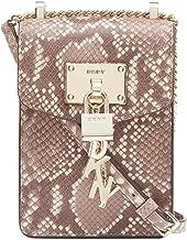 DKNY Elissa Chain Strap Snake Crossbody