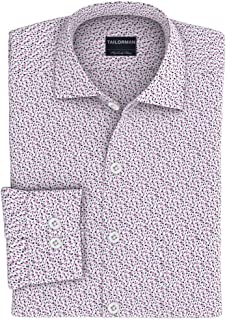 Tailorman Men's Dotted Formal Shirt