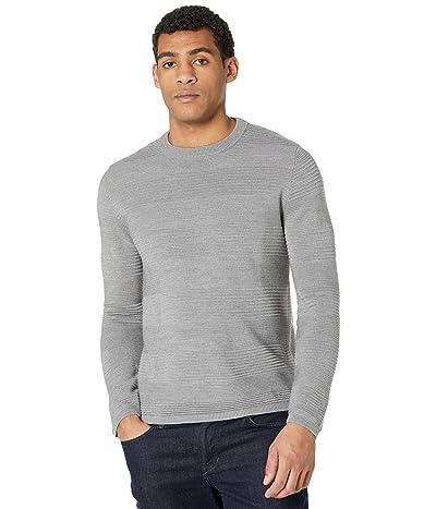BUGATCHI Abramo Long Sleeve Crew Neck Sweater