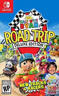 Race With Ryan Road Trip Deluxe Edition Nintendo Switch