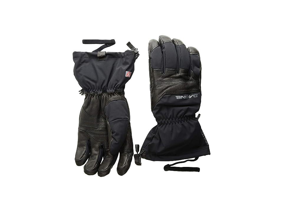 Dakine Excursion Gloves (Black) Snowboard Gloves
