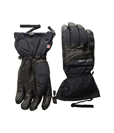 Dakine Excursion Gloves (Black) Snowboard Gloves