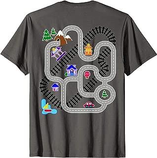 Best car map t shirt Reviews