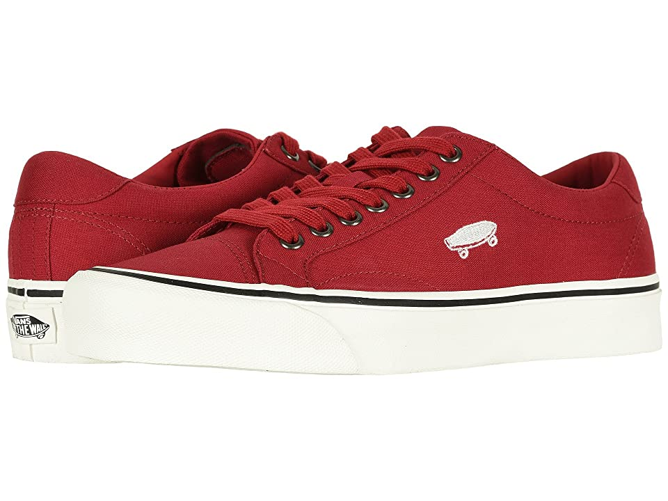 Vans Court Icon ((Canvas) Scooter/Marshmallow) Skate Shoes