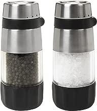 OXO Good Grips Salt Grinder Salt & Pepper Set Salt/Pepper Silver