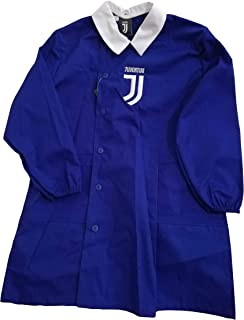 VAISYA DI SAVONA FRANCESCA Grembiule Scuola ELEMENTARE Originale Juventus, Art.G057 (12 ANNI-152 CM)