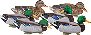Image of Flambeau Outdoors 1215GSD Gunning Series Mallard Decoys, Classic Floaters - 6-Pack