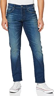 G-STAR RAW Men's 3301 Straight Fit Jeans
