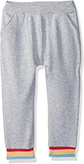 Gymboree Girls' Big Pull-on Knit Joggers