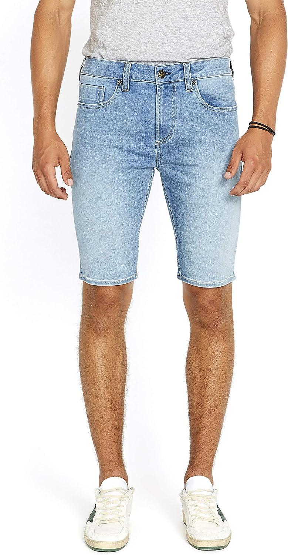 Buffalo David Bitton Men's Parker Denim Shorts