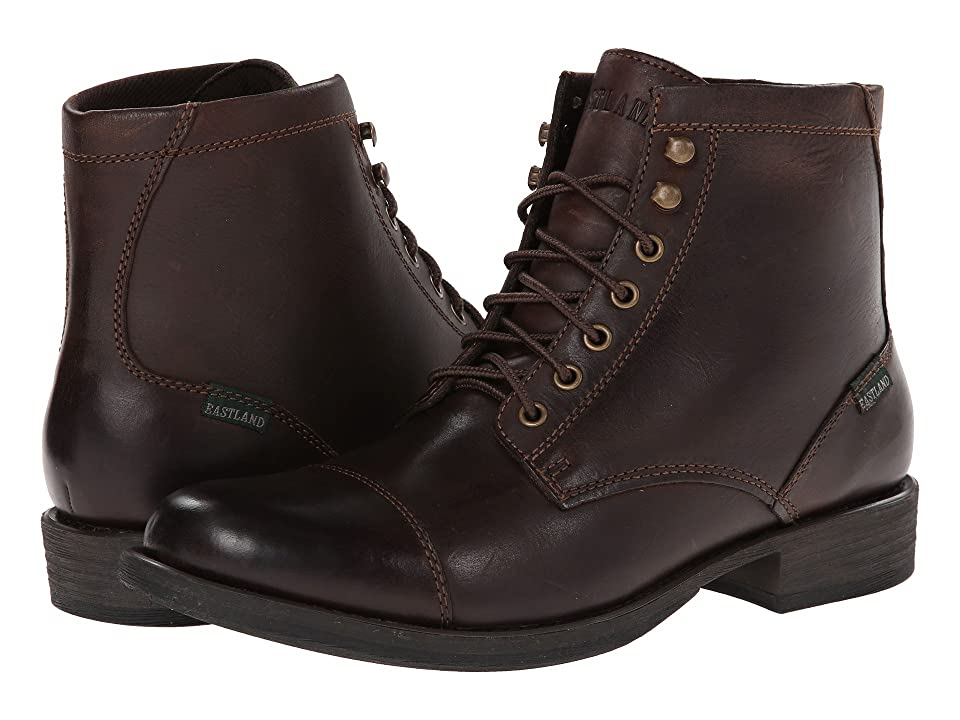 Eastland 1955 Edition High Fidelity (Dark Brown Leather) Men