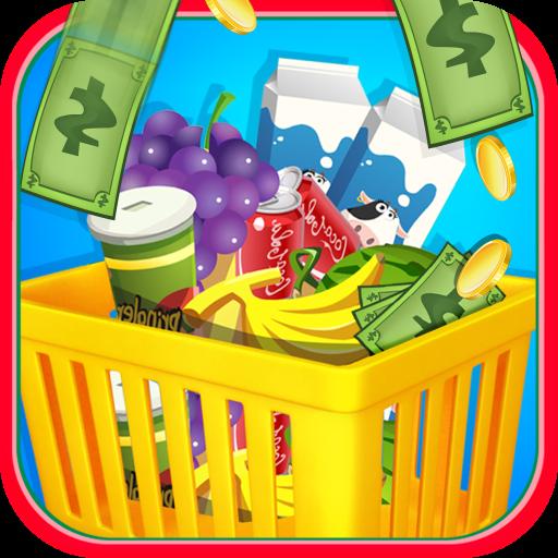 Supermarkt - Einkaufen für Kinder : Lernspiel für Kinder - FREE