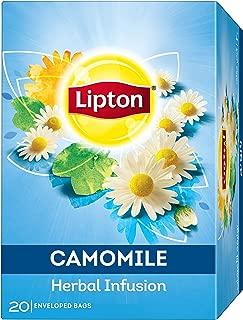 Lipton Chamomile leaves Tea Bags - 20 Bags