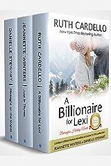 A Billionaire For Lexi: Holiday Novella Anthology Kindle Edition
