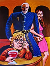 GAME OF THRONES PRINT POSTER christmas gift HBO TV series George R.R. Martin book Peter Dinklage Lannister