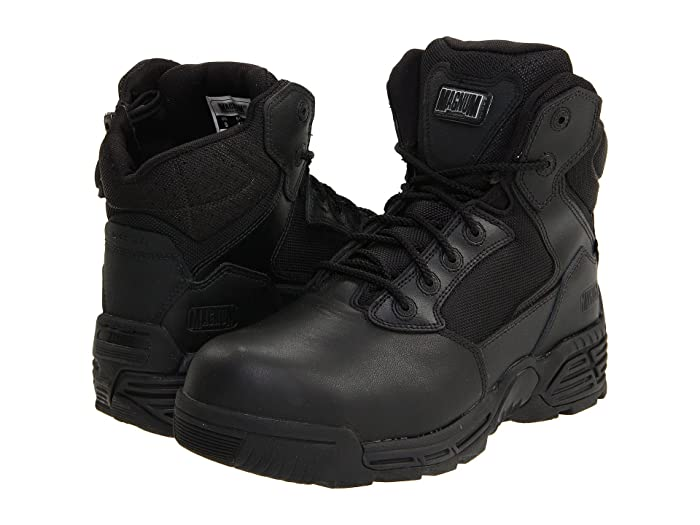 94f45896a0b Stealth Force 6.0 Side-Zip Composite Toe