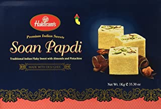 Haldiram Soan Papdi - pure ghee - 1 Kg