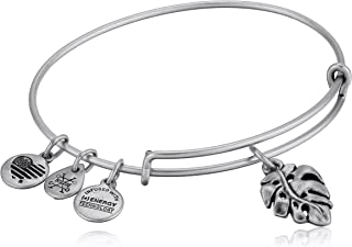 Alex and Ani Womens Palm Leaf Bangle