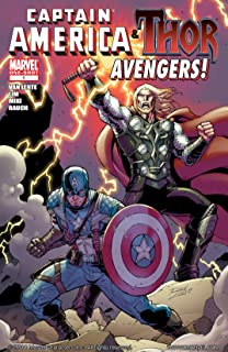 Captain America & Thor!: Avengers #1 (English Editio