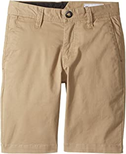 Volcom Kids - Frickin Lightweight Shorts (Big Kids)