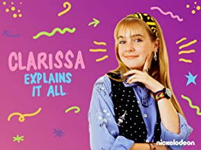 Clarissa Explains It All Season 3