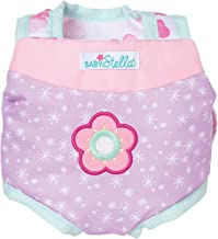"""Manhattan Toy Baby Stella Snuggle Up Front Carrier Baby Doll Accessory for 12"""" and.."""