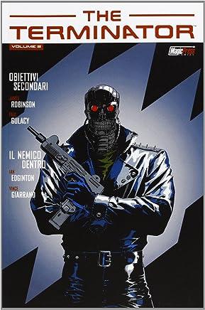 The Terminator vol.02 (di 2) [Fumetto] by James Robinson