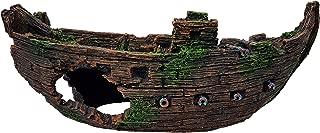 Sunken Galleon Aquarium Ornament