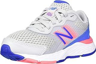 New Balance Unisex-Child 680 V6 Lace-up Running Shoe