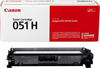 Canon Original 051 High Capacity Toner - Black