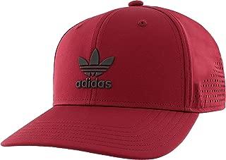 Adidas Men's Originals Tech Mesh Snapback Baseball Cap
