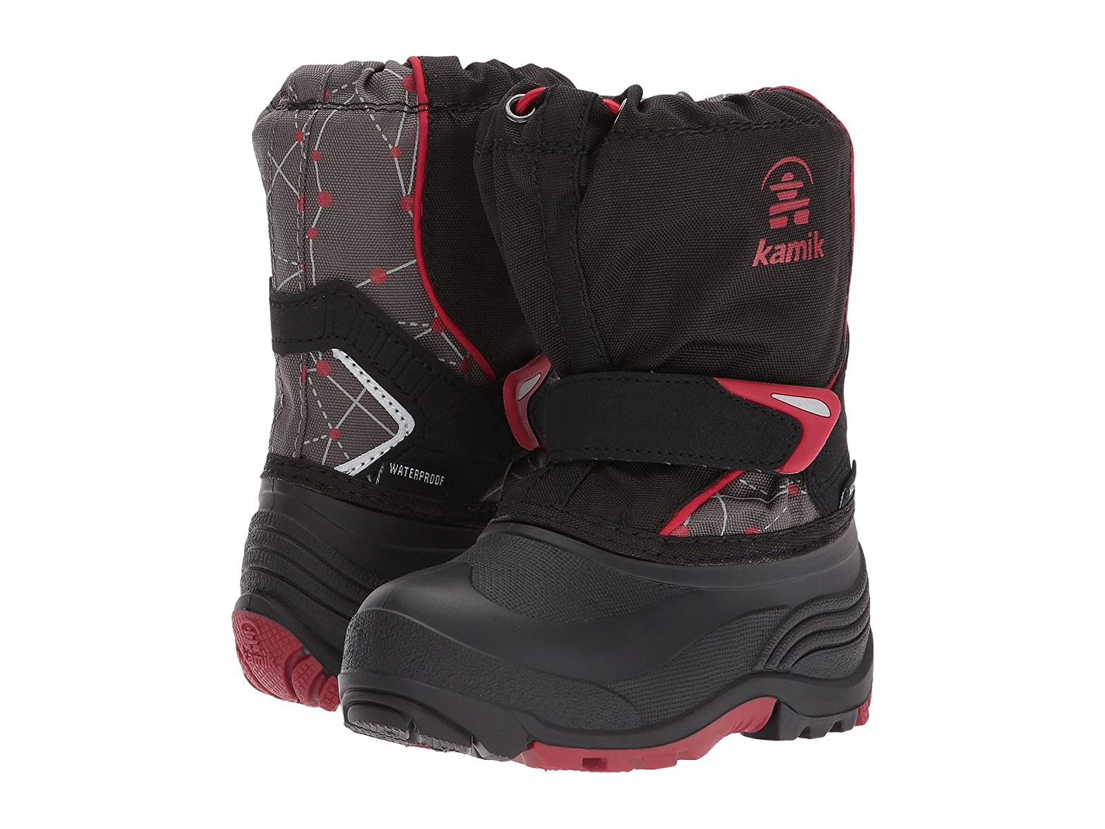Kamik Kids Sleet2 (Toddler/Little Kid/Big Kid)Affordable and distinctive shoes