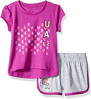 Baby Girls' Lumos Tee and Shorts 2 Piece Set